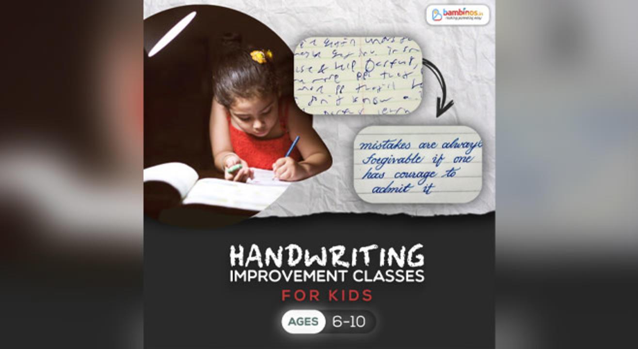 Handwriting Improvement Class