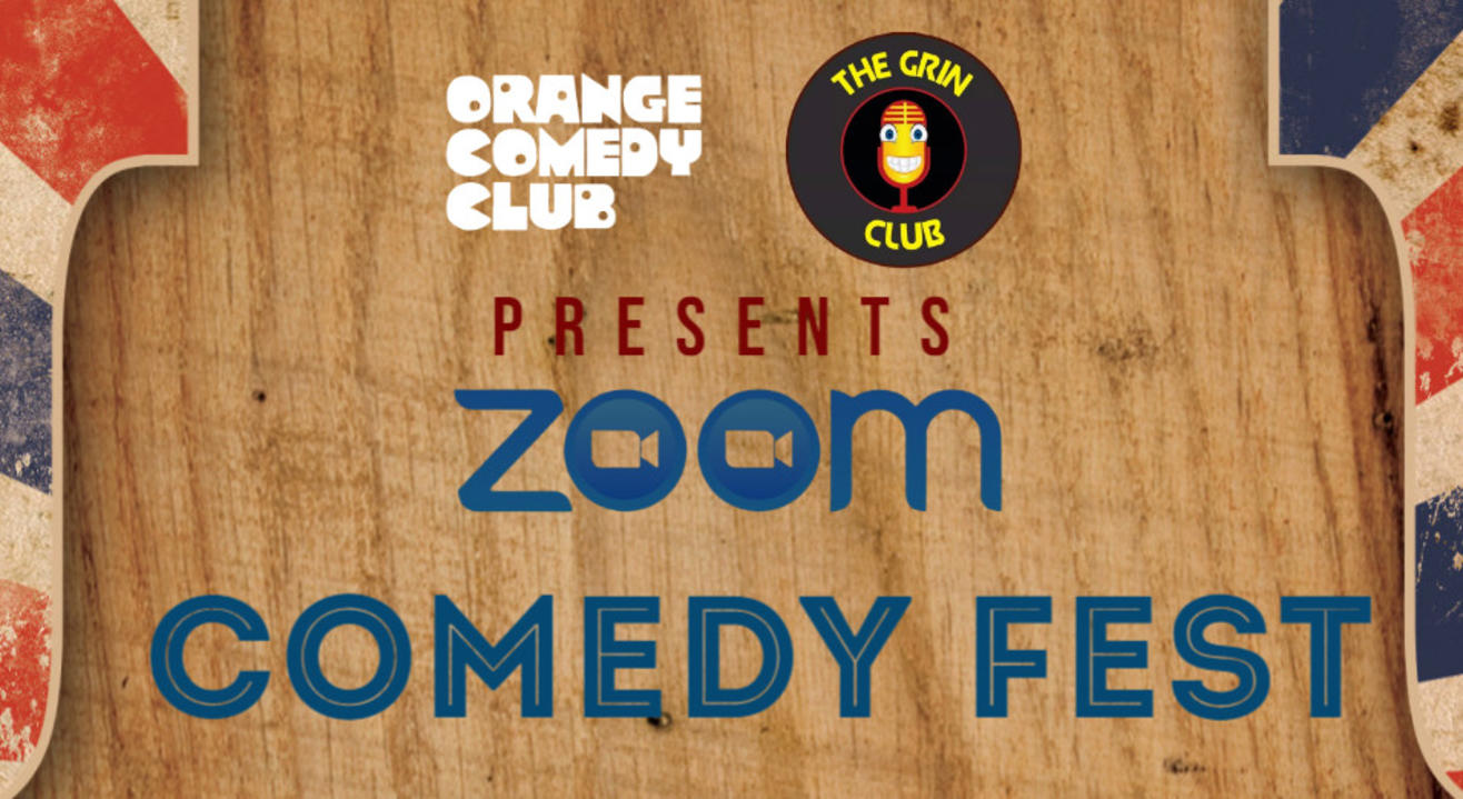 Zoom Comedy Fest- Best of Open Mic