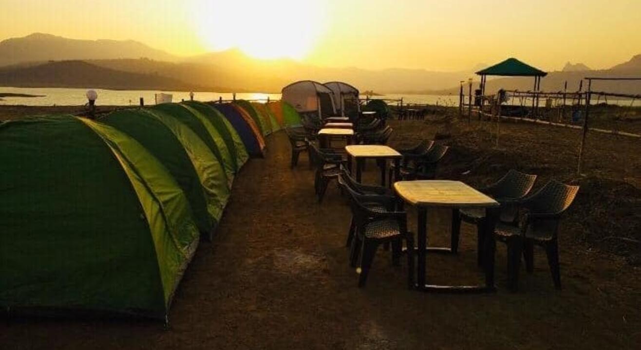 Pawana Lakeside Camping