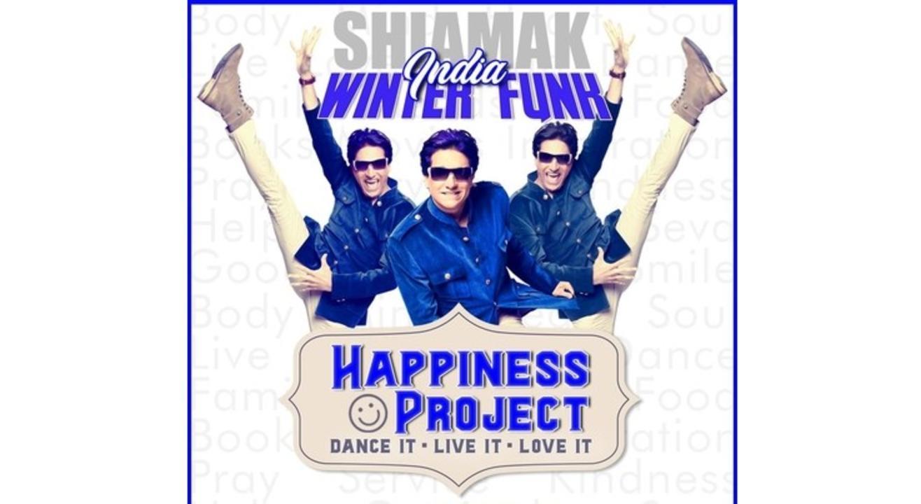 SHIAMAK Winter Funk | Bollywood Batch (Mon / Fri)