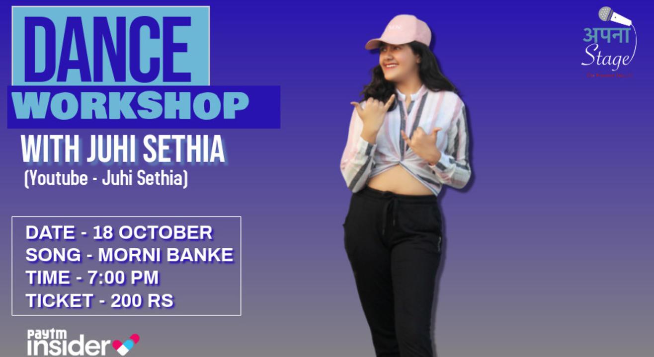 Dance Workshop (Juhi)