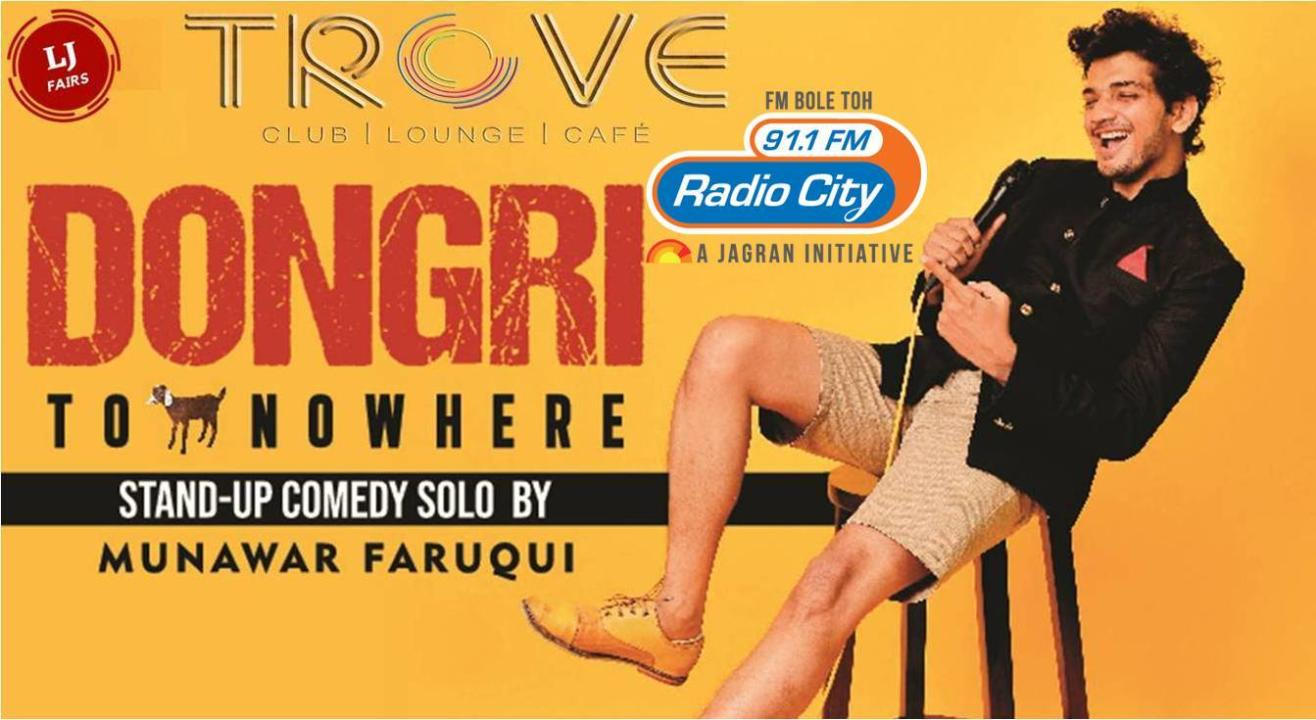 Dongri to Nowhere- Standup Special By Munawar Faruqui