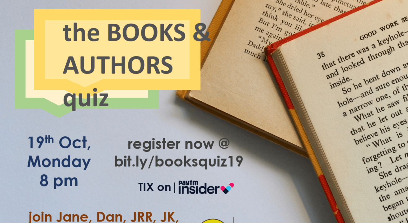 The Books & Authors Quiz