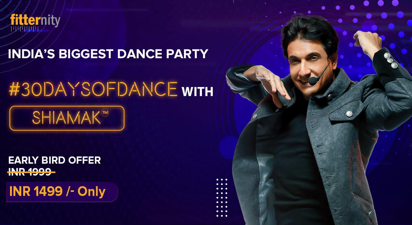 30 Days Dance Challenge With SHIAMAK™