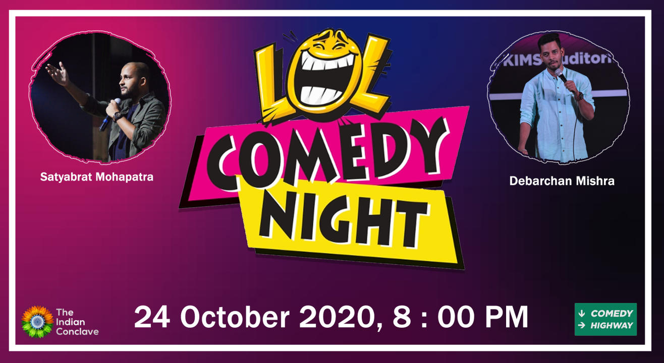 TIC - Comedy Night