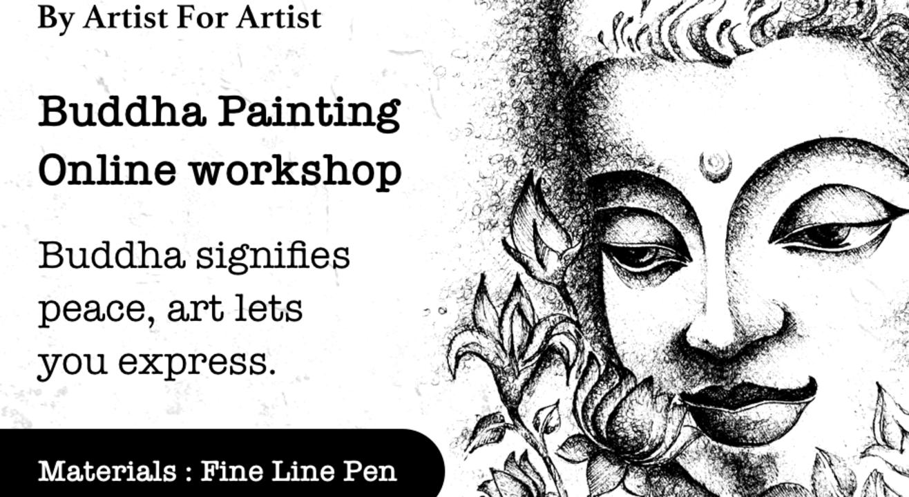 Buddha Painting Workshop with BAFA