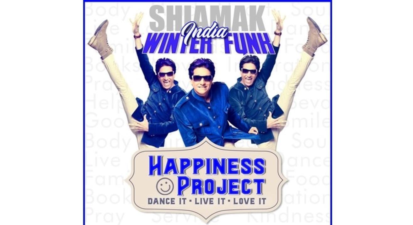 SHIAMAK Winter Funk | Bollywood Batch (Sat & Sun)