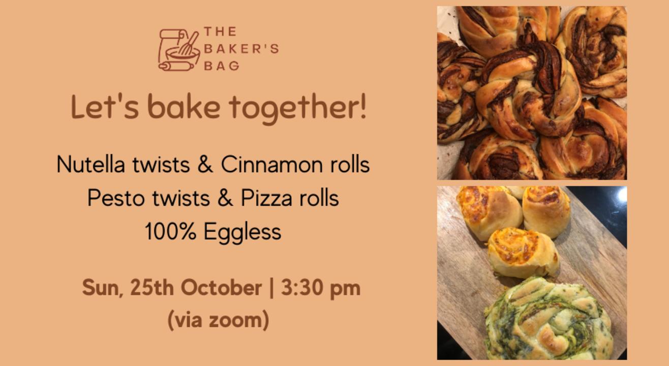 Baking Workshop by The Baker's Bag