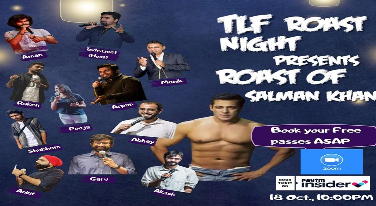 ROAST OF SALMAN KHAN (TLF ROAST NIGHT)