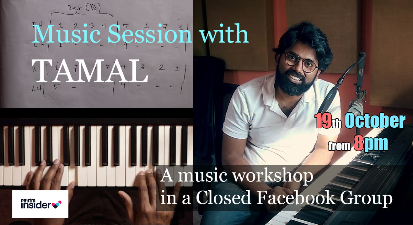 Music Session with Tamal