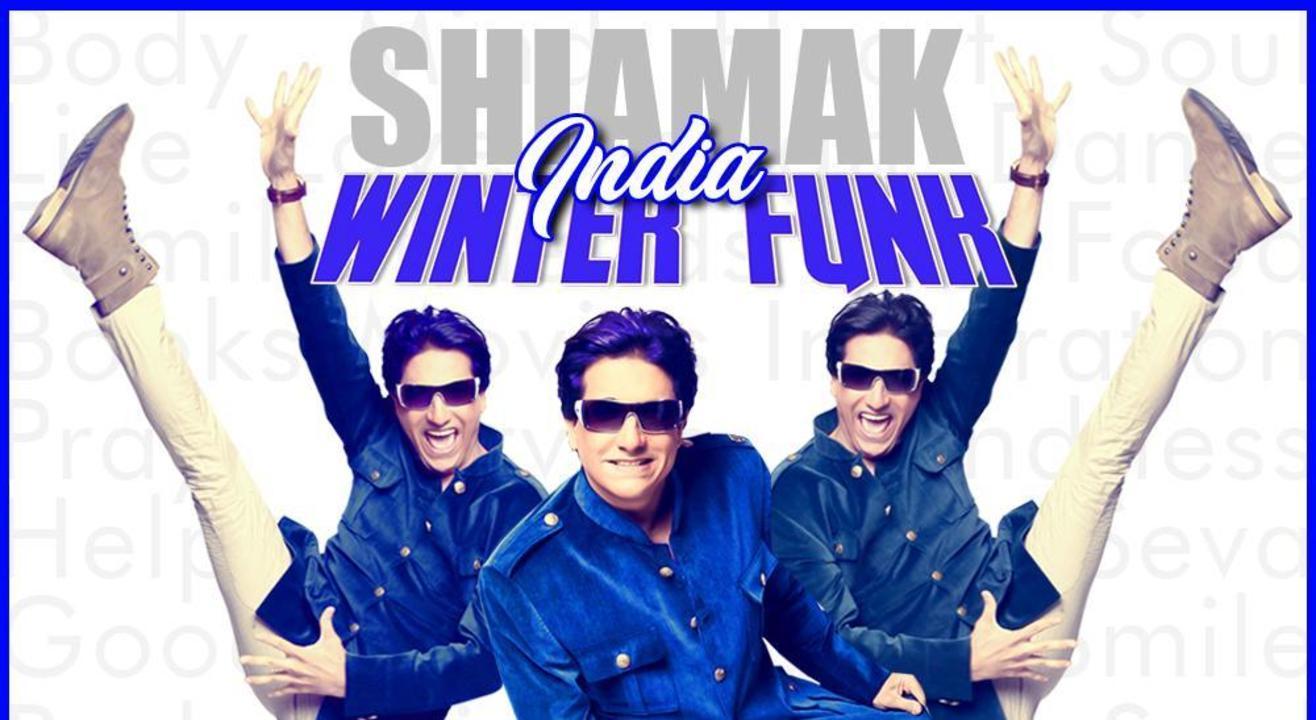 SHIAMAK Winter Funk | Inner Dance Movement (Yoga) - Adults batch