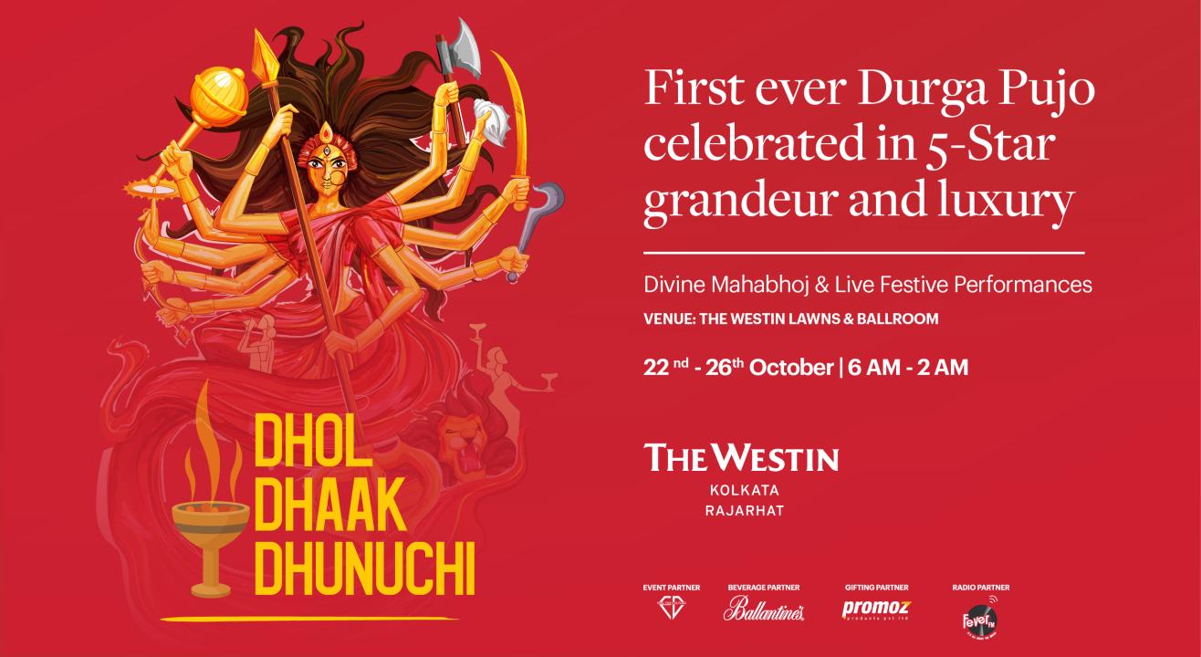 Durga Puja Celebration at The Westin