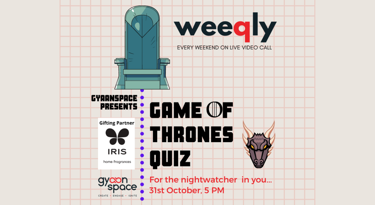 Weeqly- The Game of Thrones Quiz