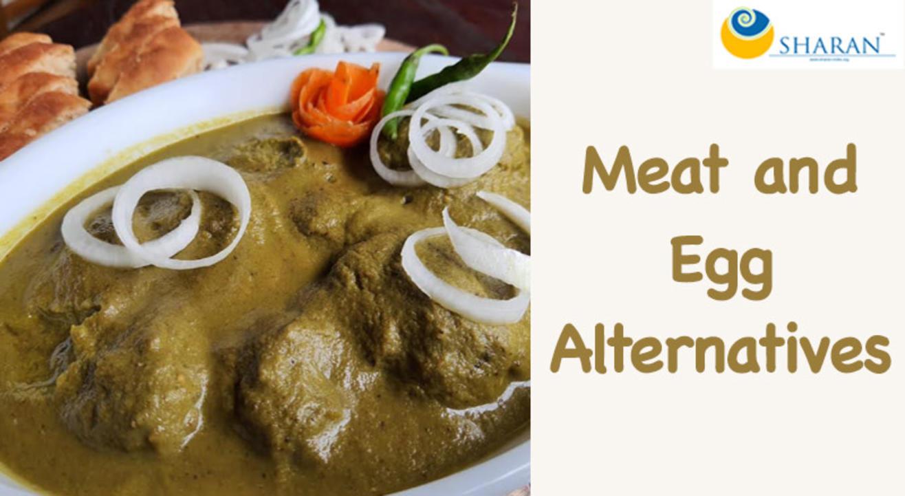 Meat & Egg Alternatives