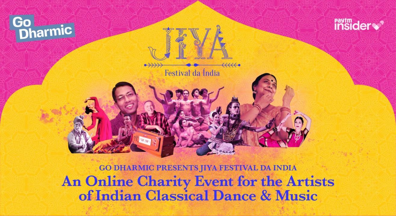 Jiya, Festival da India 2020
