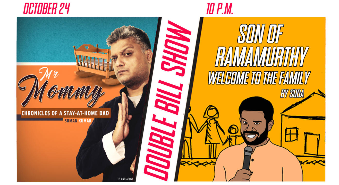 Mr. Mommy & Son of Ramamurthy: Double-Bill