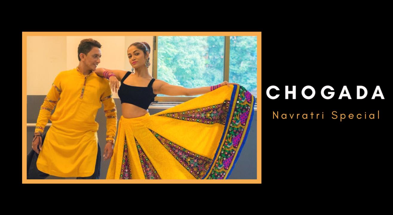 Navratri Special 3 Hour Garba Class - CHOGADA with Sonali Bhadauria