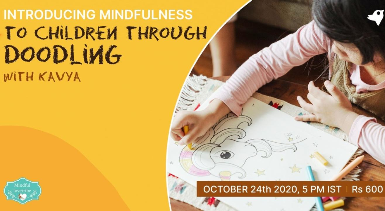 Introducing Mindfulness to Children through Art
