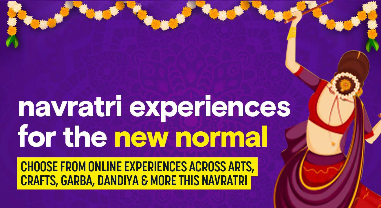 Navratri Events & Celebrations | Dandiya Parties and more!