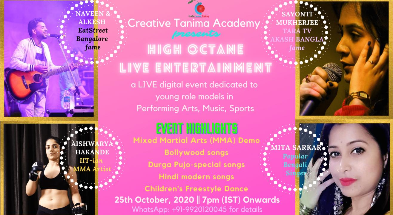 High Octane LIVE Entertainment