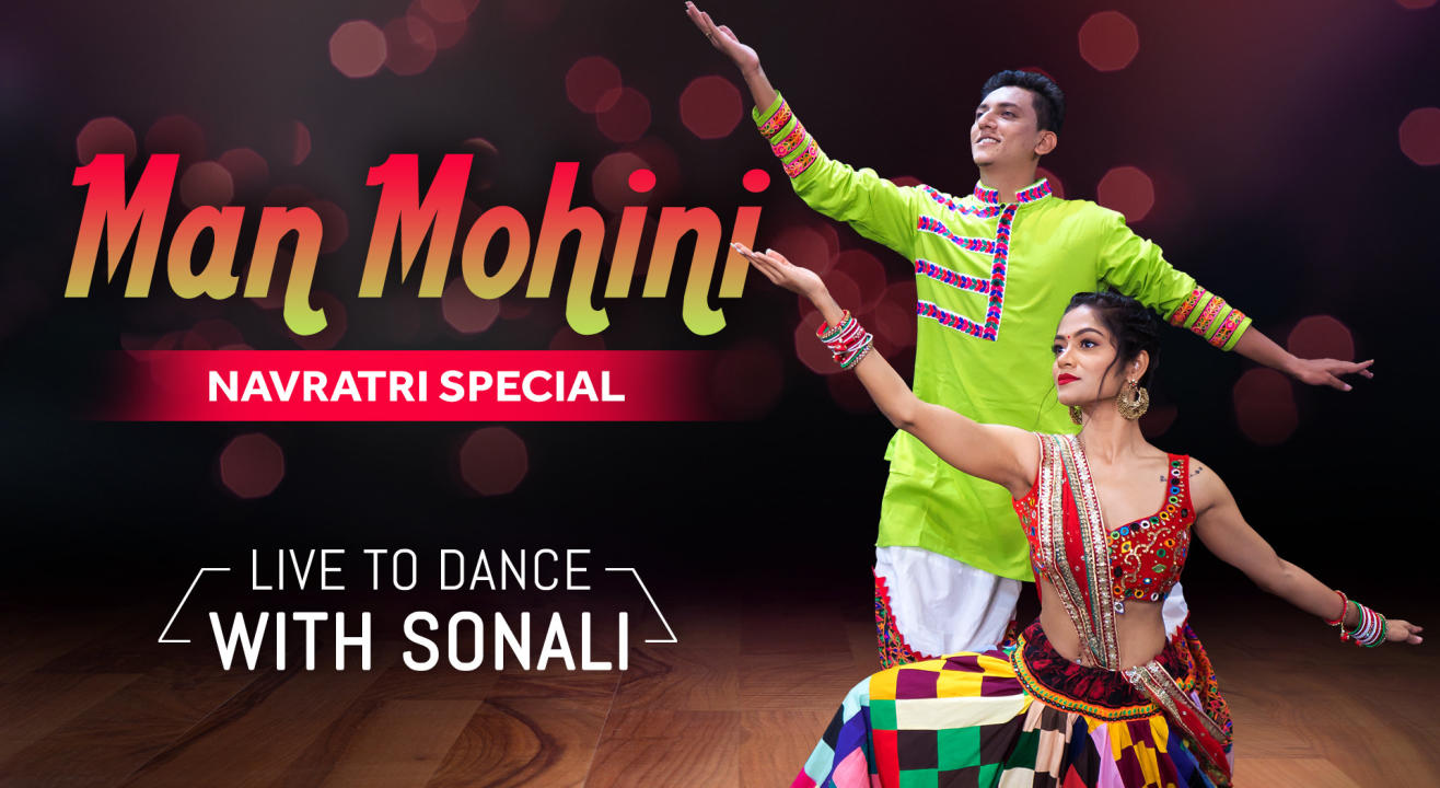 Navratri Special Class with Sonali Bhadauria - Man Mohini