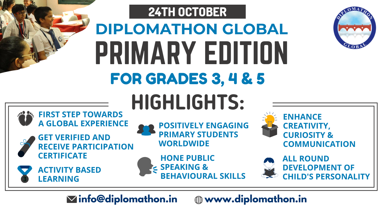 Diplomathon Global Primary Edition