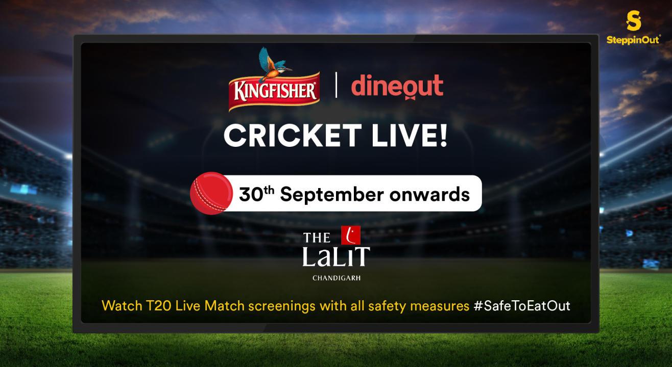 Kingfisher Cricket Live   Kolkata vs Rajasthan (Chandigarh)