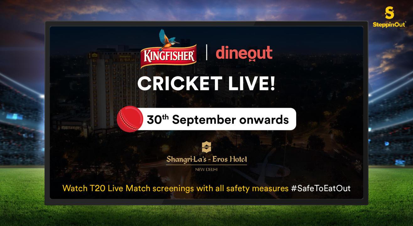 Kingfisher Cricket Live | Rajasthan vs Mumbai (Delhi)