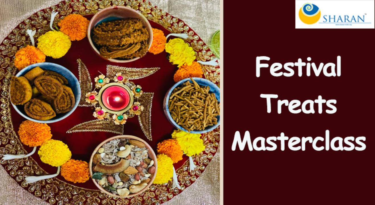 Festival Treats Masterclass