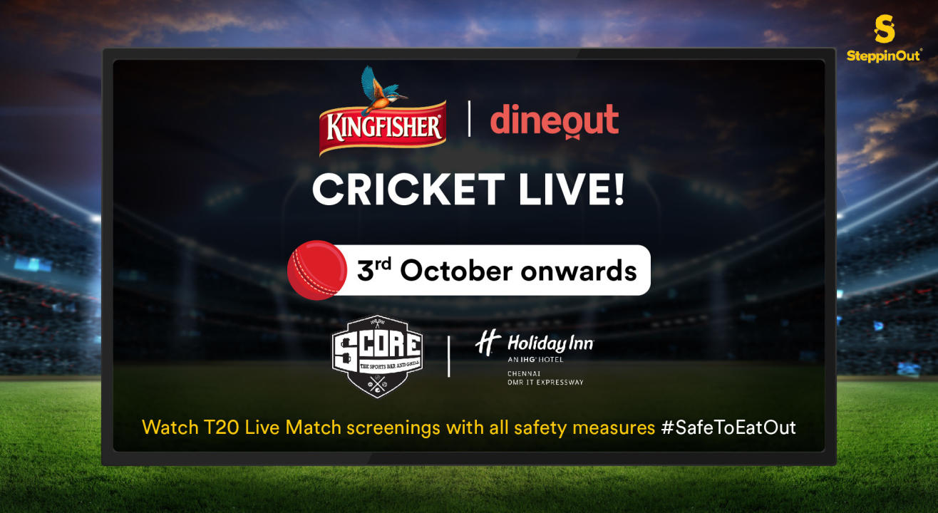 Kingfisher Cricket Live | Chennai vs Punjab (Chennai)