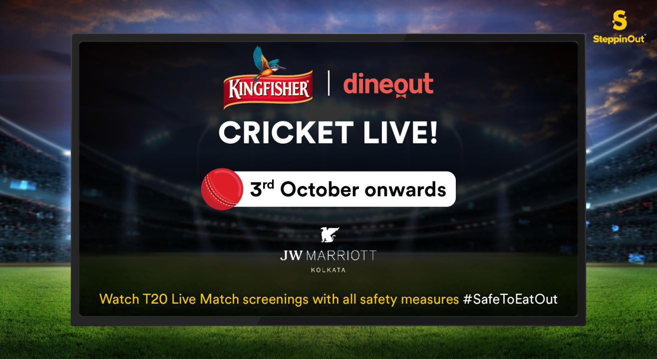 Kingfisher Cricket Live  | Chennai vs Mumbai (Kolkata)