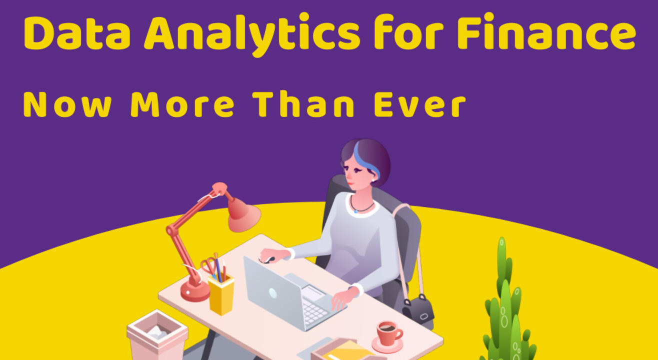 Data Analytics Now More Than Ever