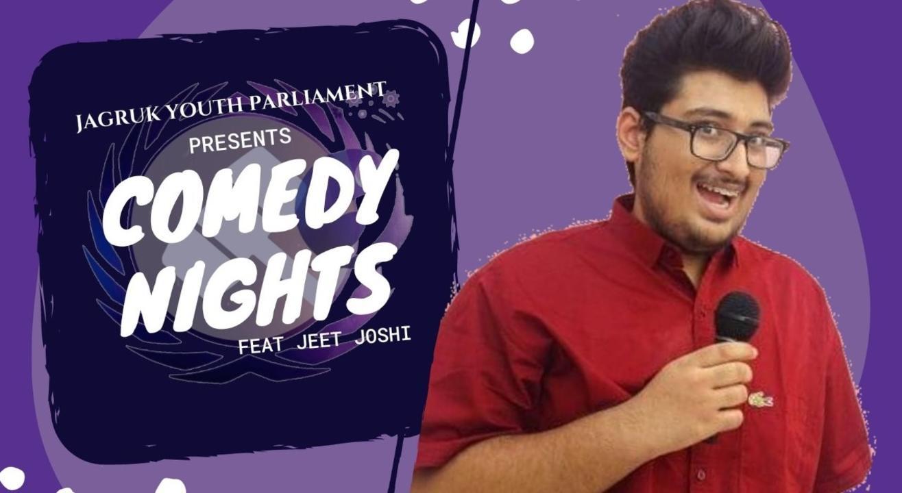 Comedy Night of JYP
