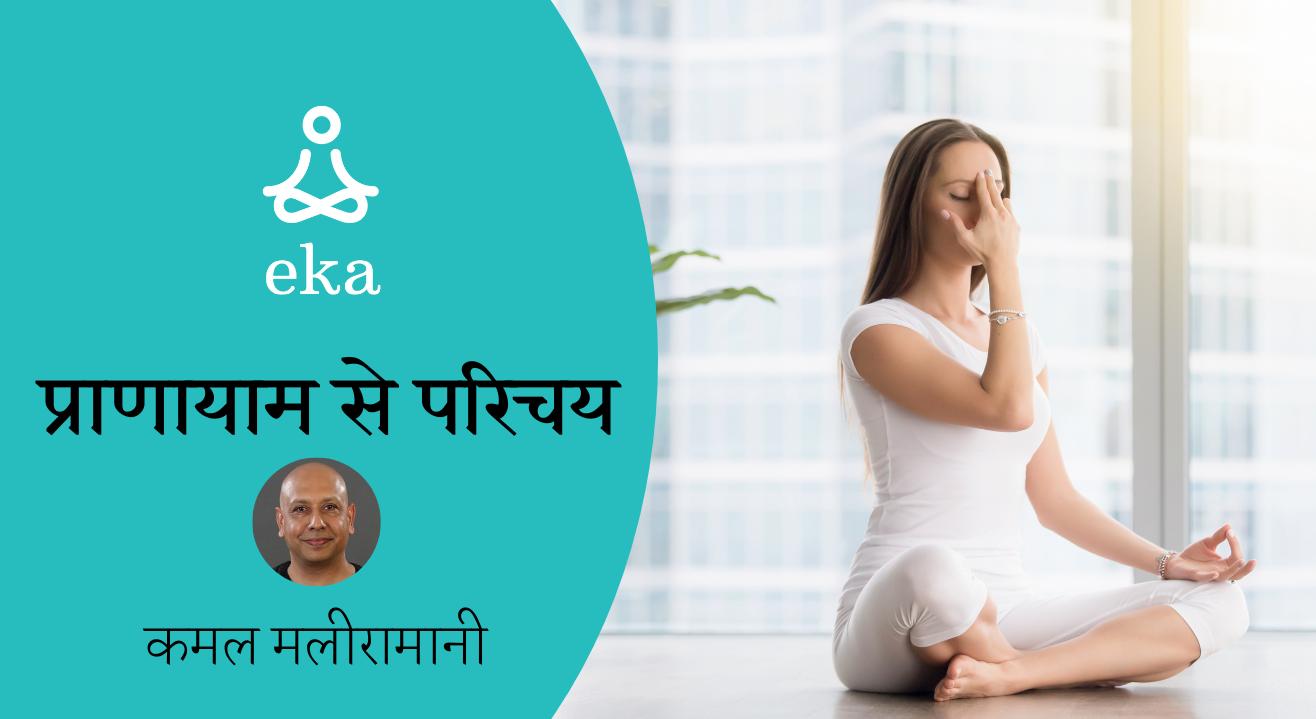 Hindi: Intro to Pranayama (प्राणायाम से परिचय )