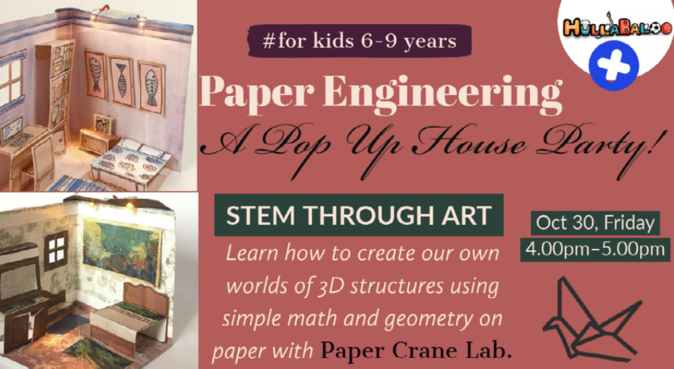 Pop Up ! STEM through Art