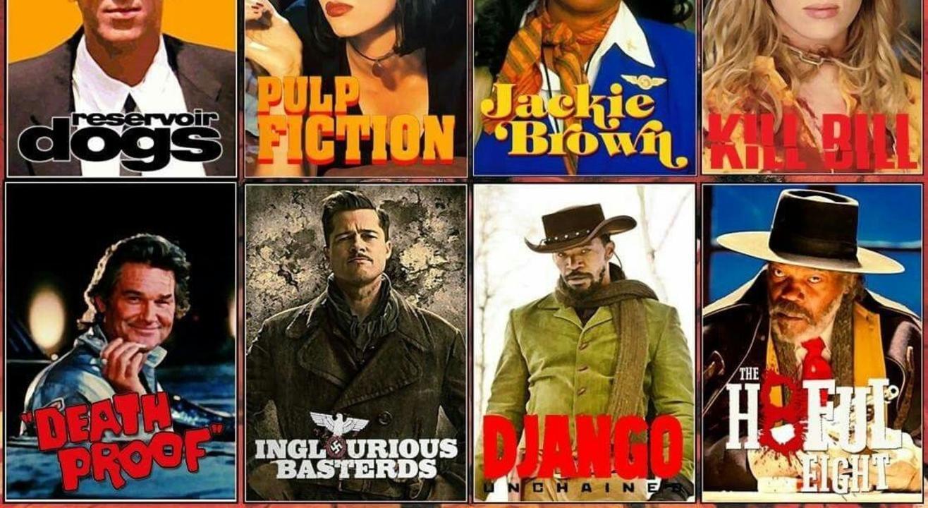 Dialogues with Cinema: Quentin Tarantino