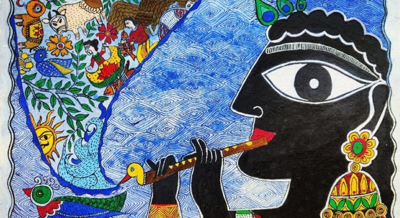 Mithila Painting Workshop
