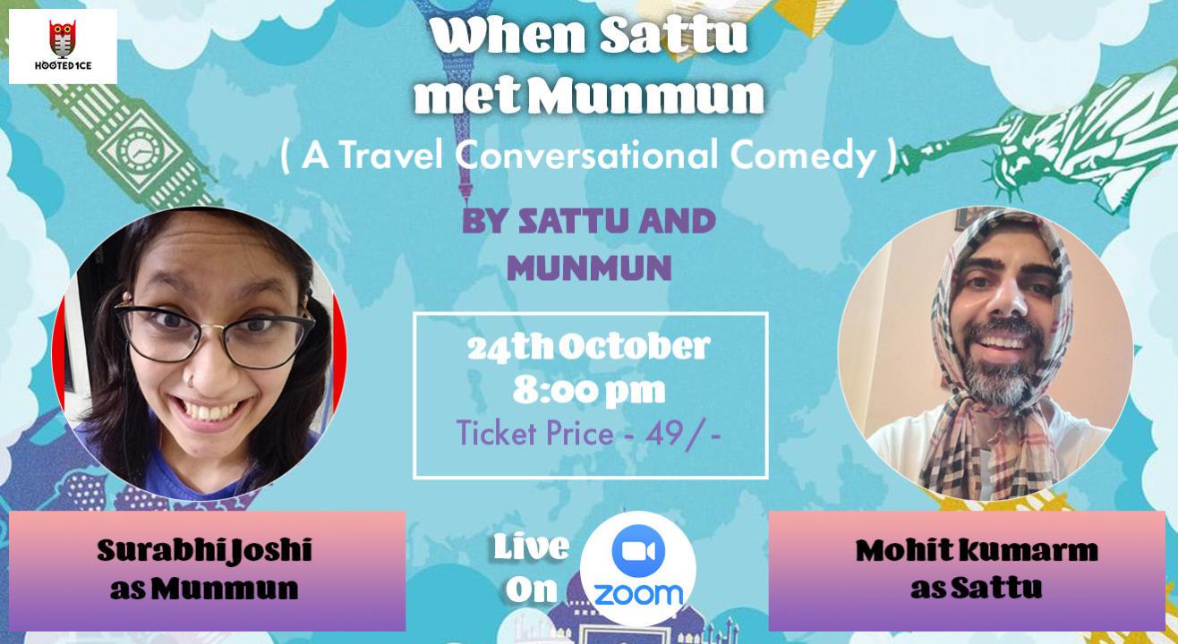When Sattu met Munmun