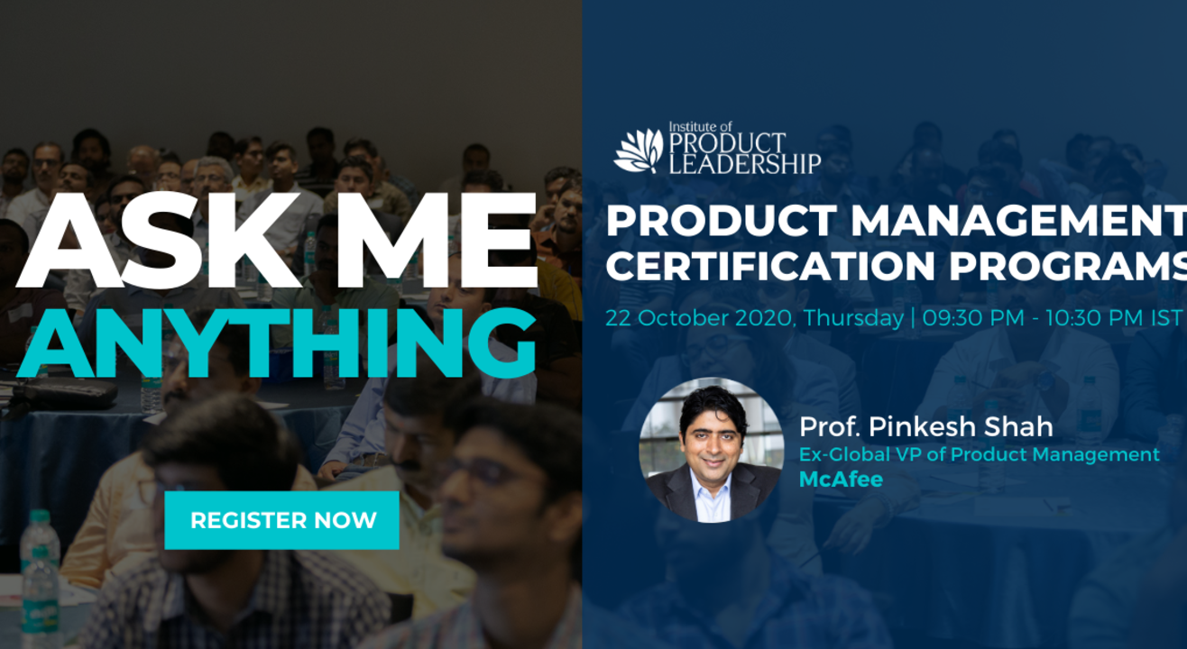 Ask Me Anything On Product Management Certification Programs