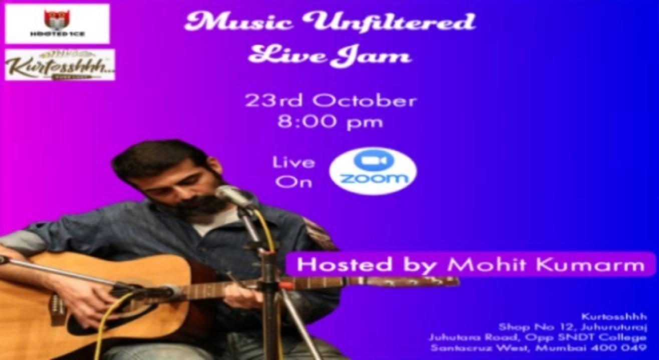 Music Unfiltered  Live Jam
