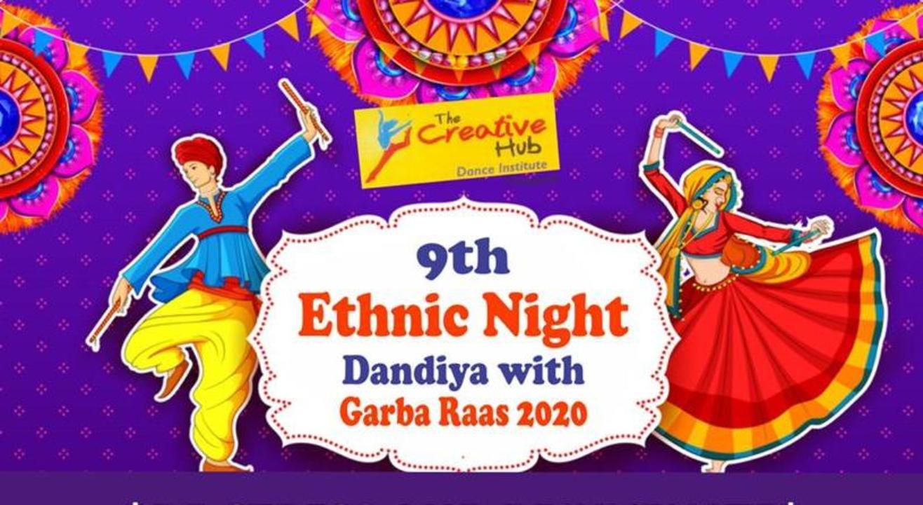 Ethnic Night Dandiya With Garba Raas 2020