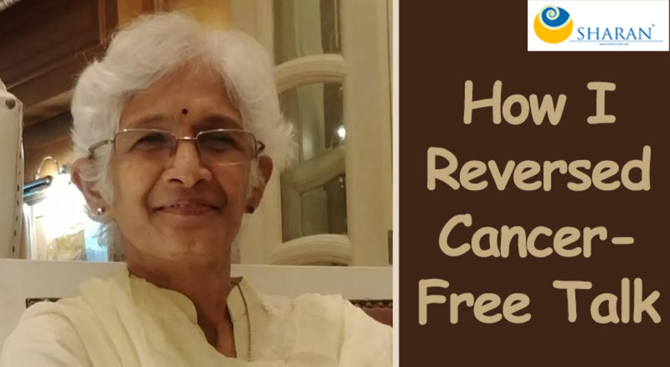 How I Reversed Cancer – Free Talk
