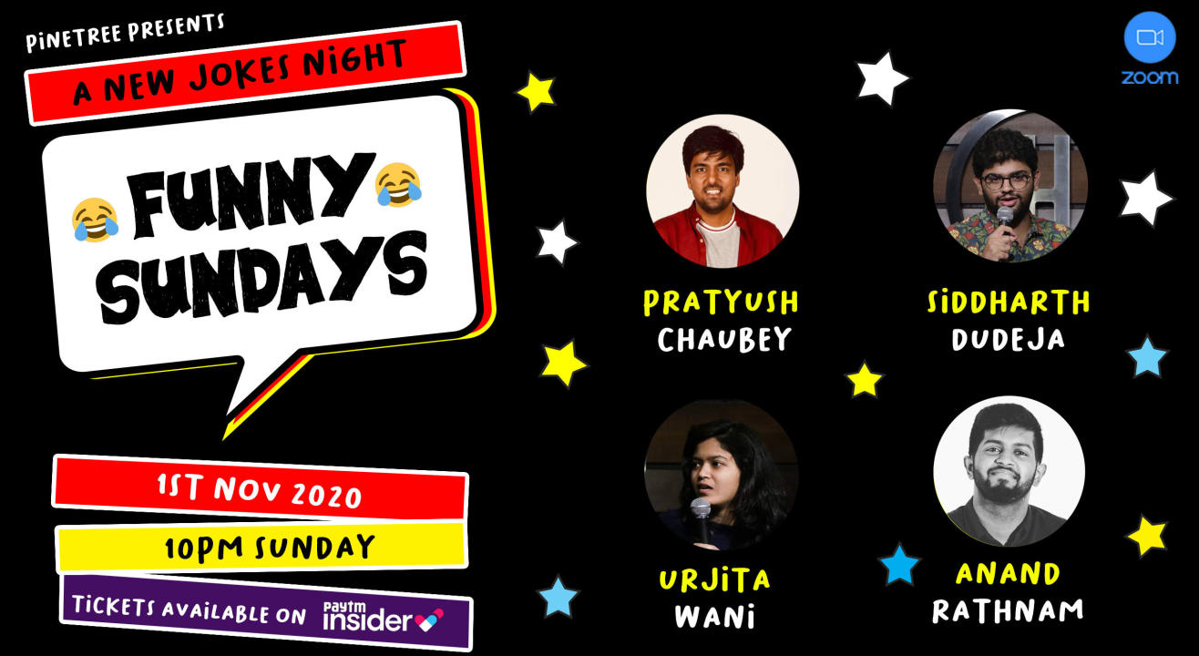 FUNNY SUNDAYS: A NEW JOKES NIGHT