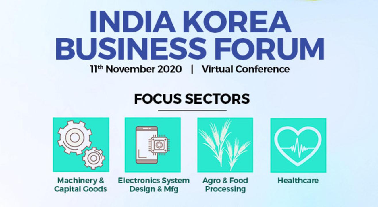 India Korea Business Forum