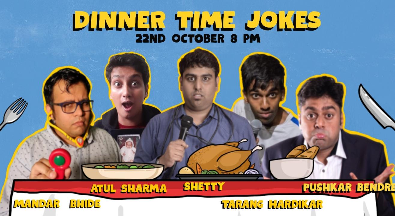 Dinner Time Jokes - A  Clean Comedy Show