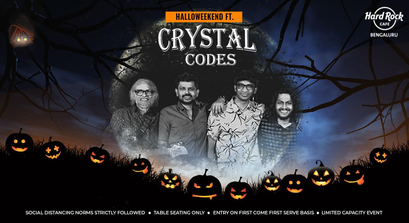 Hallo Weekend ft. Crystal Codes