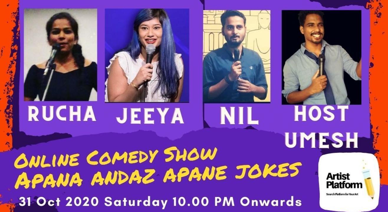 Apana Andaz Apane Jokes - Comedy Show