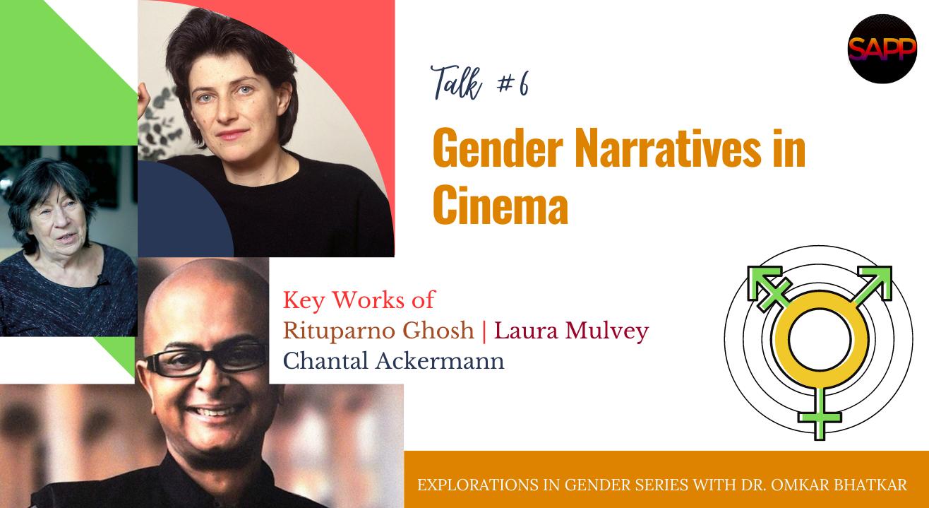 GENDER NARRATIVES IN CINEMA (Explorations in Gender Series)