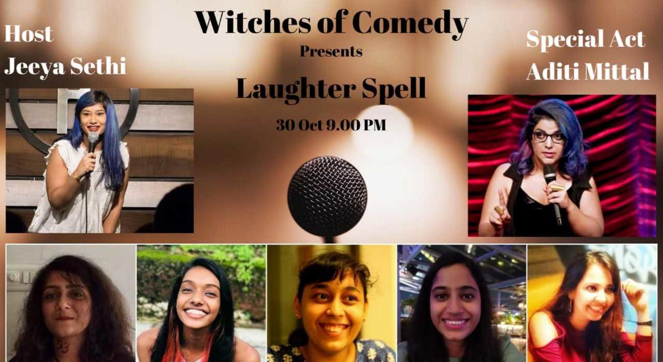 Laughter Spell