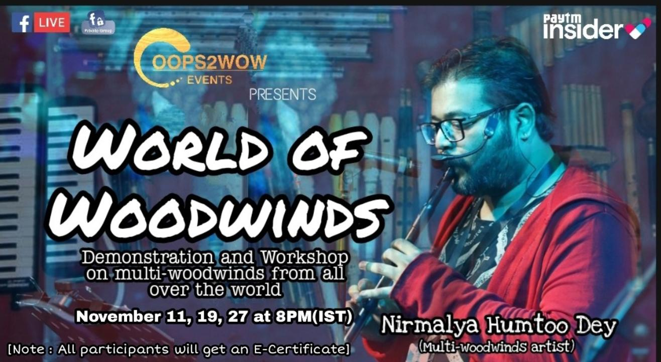 World of Woodwinds